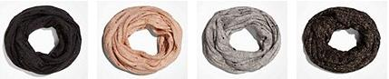 Express Infinity Scarves