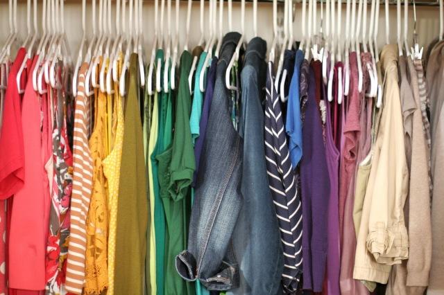 colour closet